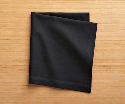 Servetten Tork 477929 Cocktail 2laags 24x24cm zwart 200st.