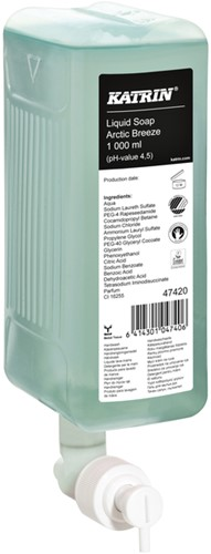 Handzeep Katrin 47420 Arctic Breeze 1000ml