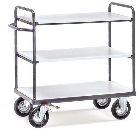 ESD etagewagen 9100 Laadvlak 850 x 500 mm