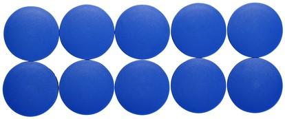 Magneet MAUL Solid 38mm 2500gr blauw