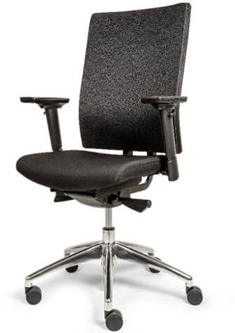 Bureaustoel Minerva Comfort Edition (stoffen rug)