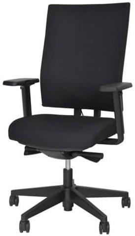 Bureaustoel Minerva Special Comfort (stoffen rug)