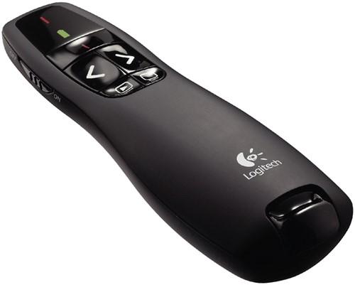 Laserpresenter Logitech R400