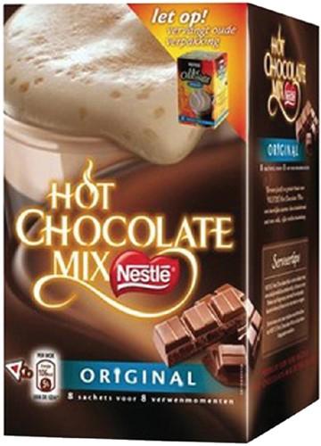 Chocomel Nestle hot chocolade mix