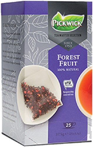 Thee Pickwick Master Selection forest 25 zakjes van 1.5gr