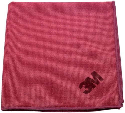 Microvezeldoek 3M Scotch Brite Essential rood