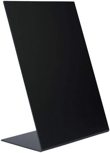 Krijtbord Securit A5 L-bord verticaal