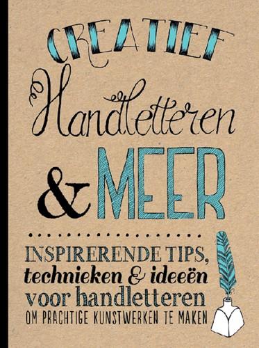 Handboek creatief handletteren en meer