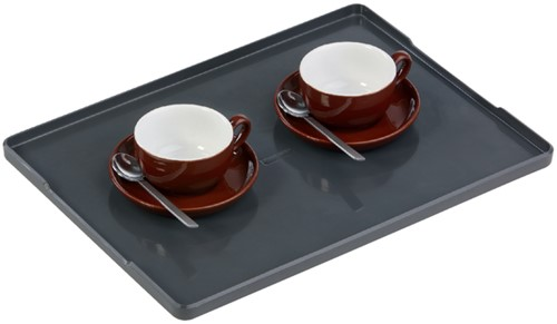 Coffee Point Tray Durable 3387-58 antraciet