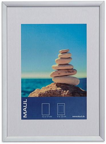 Fotolijst MAUL 13x18cm lijst zilverkleurig